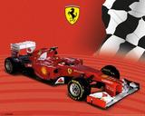 Ferrari - F1 2012 Prints