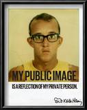 My Public Image Prints by Keith Haring