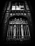 Behind Shuttered Windows Photographic Print by  Exploding Art