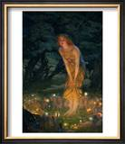 Midsummer Eve Posters by Edward Robert Hughes