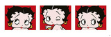 Betty Boop - Triptych Posters