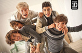 One Direction - Close-Up Photo