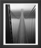 The George Washington Bridge Art by  Bettmann