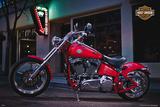 Harley Davidson - Rocker Poster