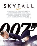 James Bond Skyfall - One Sheet Posters