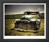 Chevy Truck Art by Stephen Arens