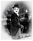 Charlie Chaplin - Cane Prints