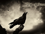 King of Crows Fotografie-Druck von  Exploding Art