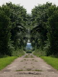 Face Tunnel Photographic Print by  Exploding Art