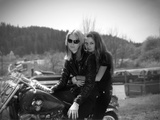Brisa Flo Dream Riders Photographic Print by  Exploding Art