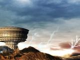 Ionensturm Auf Den Ebenen Mars 2120 Photographic Print by  Exploding Art