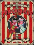 Punch & Judy Blechschild