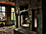 Abandoned Examination Room Photographic Print by  Exploding Art