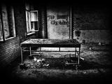 Abandoned Surgery Photographic Print by  Exploding Art