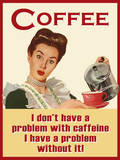 Coffee Tin Sign