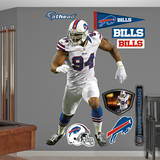 Mario Williams Wall Decal