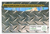 Diamond Plate Mighty Case Cards Wallet