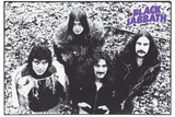 Black Sabbath-Band Poster