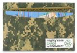 Digital Camo Mighty Case Cards Wallet