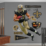 Jimmy Graham Wall Decal