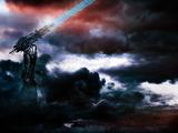 Orbital Cannon Maxima Prime Photographic Print by  Exploding Art