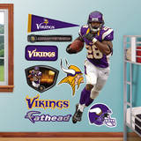 Adrian Peterson Wall Decal
