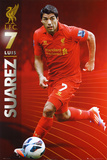 Luis Suarez - Liverpool FC Kunstdrucke