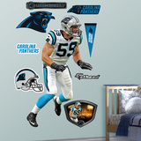 Luke Kuechly Wall Decal