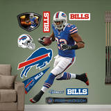 Fred Jackson Wall Decal
