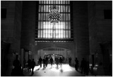 Rush Hour Grand Central Station NYC Print