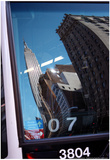 Empire State Building Reflection Posters
