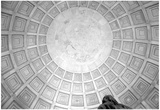 Jefferson Memorial Rotunda Washington DC Posters