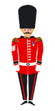 Grenadier Guard Prints by Clara Wells