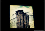 Brooklyn Bridge From Dumbo NYC Posters