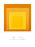 Homage To The Square Kunstdrucke von Josef Albers