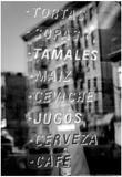 Spanish Food Manhattan NYC Prints