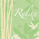 Relax Posters by Max Carter
