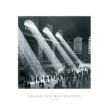 Grand Central Station, Morning Print