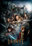 The Hobbit-Dark Montage Kunstdrucke
