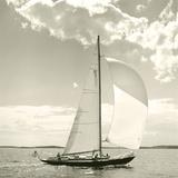 Sunlit Sails II Posters av Michael Kahn