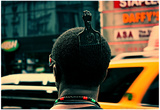 Afro Pick Herald Square NYC Prints