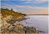 Cliff Walk Newport Rhode Island Posters
