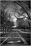 Lincoln Memorial Washington DC Poster