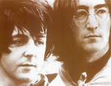 Beatles Lennon McCartney Masterprint