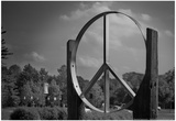 Peace Sign Woodstock Hall of Fame Prints