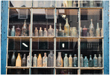 Bottles In New Orleans Louisiana Storefront Prints