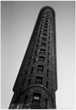 Flatiron Building From Below NYC Prints