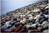 Rock Beach Lima Peru Posters