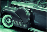 Antique Car Posters