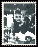 Movie Stamp II Prints by  The Vintage Collection
